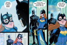 "Batgirl - ""Surge Protection"" ""written by Cameron Stewart & Brenden Fletcher art by Babs Tarr, Jake Wyatt, Michael lacombe & Serge Lapointe "" Batman Kunst, Batman Art, Batman Comics, Fun Comics, Funny Batman, Gotham Batman, Nightwing And Batgirl, Batgirl And Robin, Batgirl Logo"