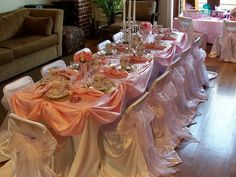 Princess party. Perfect for Sleeping Beauty!