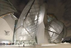 Gallery of Fondation Louis Vuitton / Gehry Partners - 16