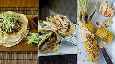 Hjemmelaget kebab og crispy duck: Street food med feriefølelse