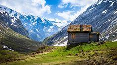 Mountain Hut/Refuge.