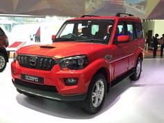 The built for high duty performance on tough terrains, the mid-size SUV is getting a facelift as the 2018 Mahindra Scorpio with some redesigns.