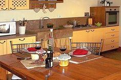Perfect tasting table!