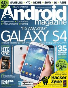 Android Magazine UK - Issue 24, 2013 (True PDF)