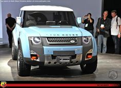 SPIED! LA Auto Show Preview Photos