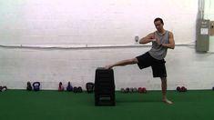 high kick flexibility