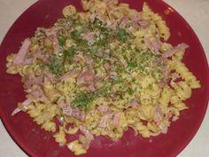 Eier-Schinken-Nudeln Rezept - Rezepte kochen - kochbar.de