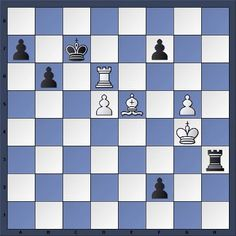 Black to play and mate in 5 moves