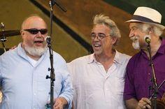 Ed Volkers, Reggie Scanlan & Michael Doucet