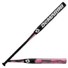 DeMarini CF6 Hope Fastpitch Bat - Women's - Softball - Sport Equipment 32 inches