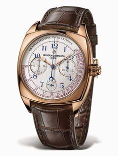 Vacheron Constantin Harmony Chronograph Caliber 3300   Time and Watches