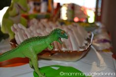 Festa di compleanno a tema dinosauri | MammaMoglieDonna