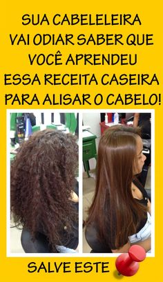Como Alisar o Cabelo Naturalmente em Casa Your Hairdresser Will Hate To Know That You Learned This H Mayonnaise Hair Mask, New Hair, Your Hair, Curly Hair Styles, Natural Hair Styles, Hair Loss Women, Natural Shampoo, Lace Hair, Hair Care Tips