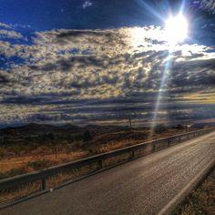 Magnífico día para subir al Maigmó por el carril bici de San Vicente del Raspeig