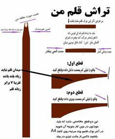 Persian calligraphy …
