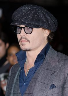 Johnny Depp at event of The Rum Diary