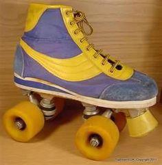 80s roller skates ;-) #80s #rollerskates loved mine!!