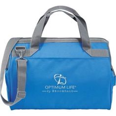 Promotional Products Ideas That Work: Arctic Zone 48-Can Picnic Doctor's Bag. Get yours at www.luscangroup.com