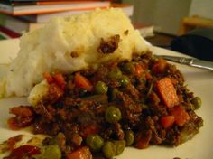 Traditional Irish Shepherd's Pie From Food.com ~ 5 Star Rating ~ Re-Pinning from my Creative Cooking Board
