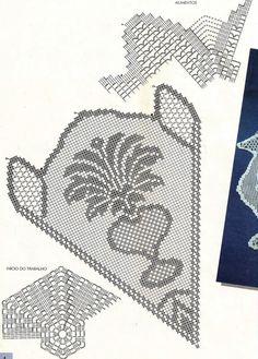 Crocheted scheme no. 542 | Kira crochet