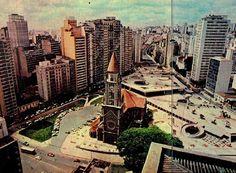 Praça Roosevelt, 1971