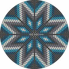Mochila wayuu pattern bag bodem