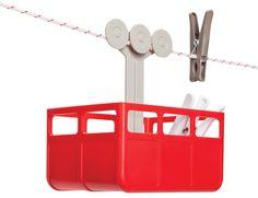 cabina cable car peg holder by avichai tadmor at designboom shop