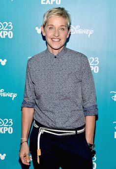 Pin for Later: 35 Célébrités Qui Ont des Racines Françaises Ellen DeGeneres Ellen a des origines acadiennes.