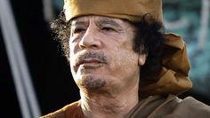 Moammar Gadhafi is killed in Libya.