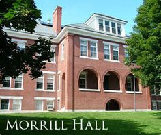 Morrill Hall @ University of New Hampshire University Of New Hampshire, Education College, Mansions, House Styles, Mansion Houses, Mansion, Palaces, Villas, Villa