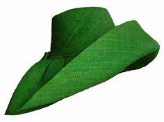 Fair Trade: Tropical Items Madagascar LLC- Raffia hats