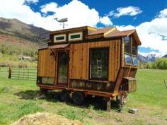 Jeremy Matlock Rooftop Balcony Tiny House For Sale 0017