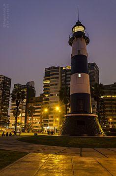 El Faro de La Marina - Peru