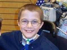 Mattie J.T. Stepanek ...what a beautiful angel!