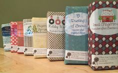 Holiday Sampler of Handcrafted Scented Soap including 8 bars of our most popular holiday soaps! by OBoysSoapCompany on Etsy
