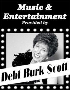 Savannah Singer & Entertainer, Debi Scott