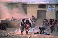 Nicaragua civil war