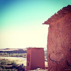 Mud walls. #morocco #architecture - @camilogaravito- #webstagram