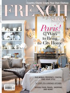 Syl loves for French Style Magazine