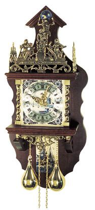 Dutch Zaandam (Zanse) Clock