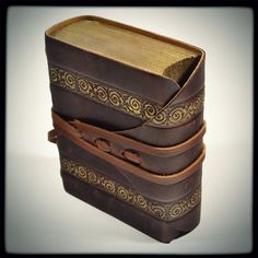 The Gilded Traveler Journal - 5 x 4 inches by alexlibris999 on deviantART