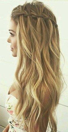 Long Hair Hairstyles Magnificent 20 Simple And Easy Hairstyle Tutorials For Your Daily Look  Page 2