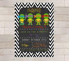 TMNT Movie Birthday Party Celebration | Birthday Party Ideas 2015