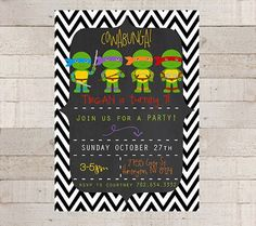 TMNT Movie Birthday Party Celebration | Birthday Party Ideas 2015