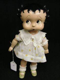 3: BETTY BOOP DOLL BY CAMEO 1932
