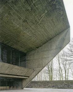 "846 Likes, 3 Comments - subtilitas (@subtilitas.site) on Instagram: ""juliaan lampens & rutger langaskens - kerselare chapel, oudenaarde 1966. scan via the monograph on…"""