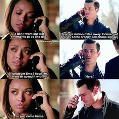 [7x20 - Kill 'Em All] This broke my heart, Enzo's reaction was everything. A love like this is everything every girl has ever dreamt of.