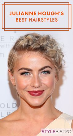 Julianne Hough's Best Hairstyles