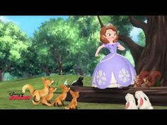 Sofia the First - I Belong - Song