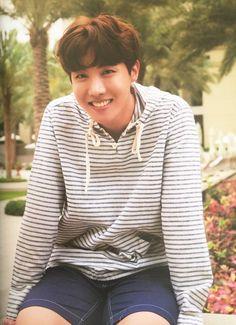 Hobi being beautiful like always    Jung Hoseok    J-Hope